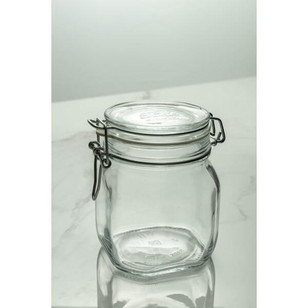 Fido Glass Jar 750ml