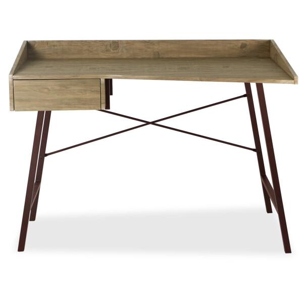 Castanho Desk Brown