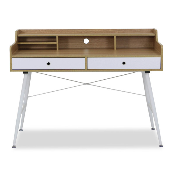 Alfons Desk White