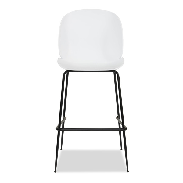 Beetle Bar Chair Replica (White)