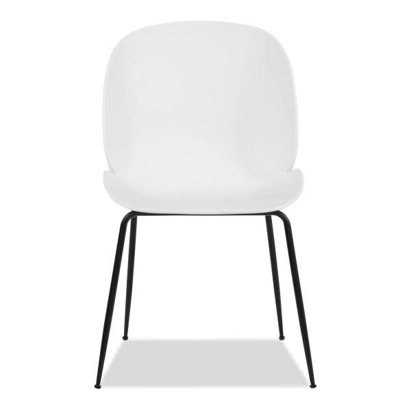 Beetle Chair Replica (White)