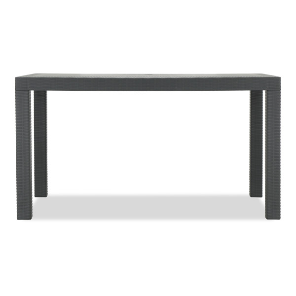 Landon Long Dining Table Grey