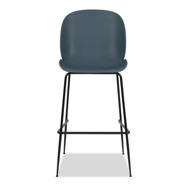 Beetle Bar Chair Replica (Dark Blue)
