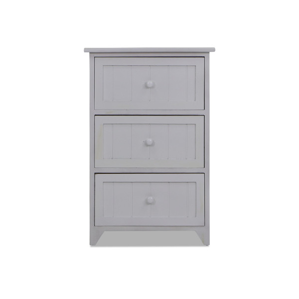 Clover 3 Drawer Storage Unit
