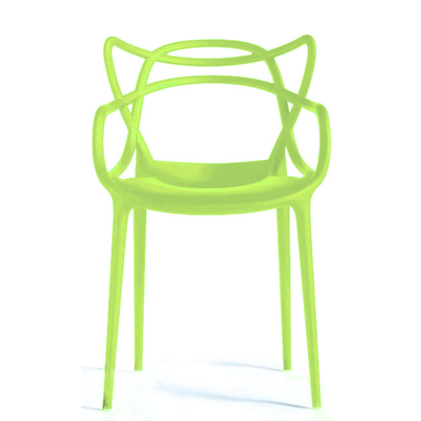 Camelia Designer Chair (Green)