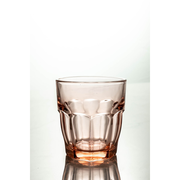 Rock Bar Lounge Rock Glass 270ml (Peach)