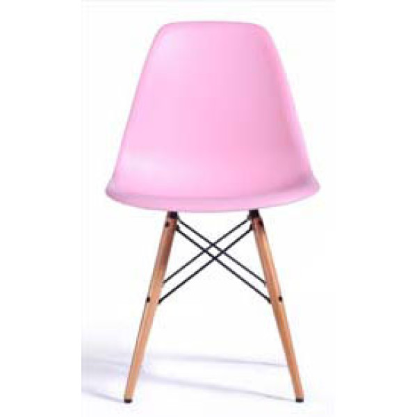 Eames Pink Replica Designer Chair Chairs Seating Furniture Living Room