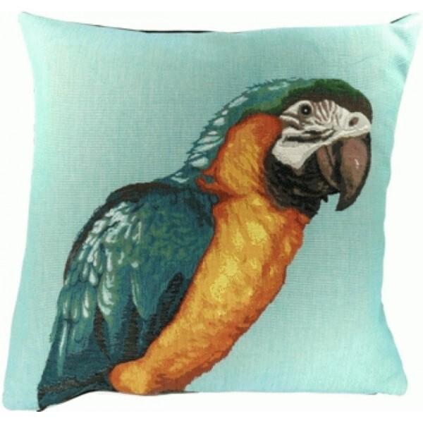 Art de Lys - Parrots (Blue)