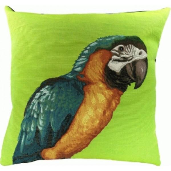 Art de Lys - Parrots (Green)