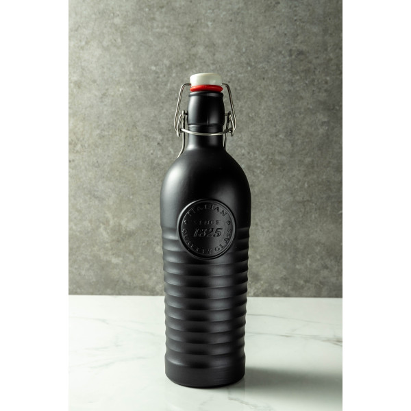 Officina 1825 Bottle 1200ml (Metallic Black)