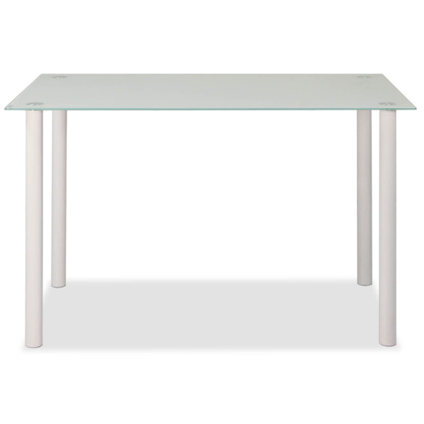 Tabella Dining Table White
