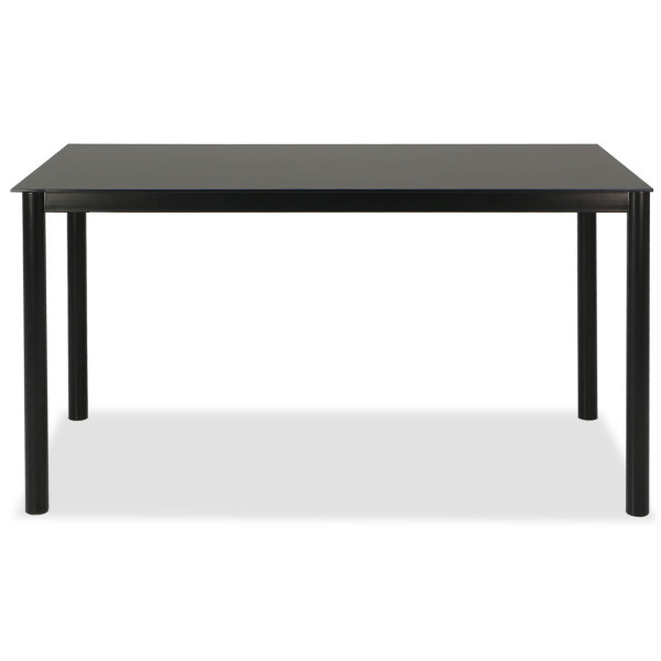 Elevar Dining Table Black