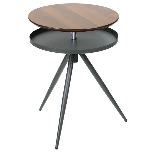 Silvia Round Table with Lifting Top