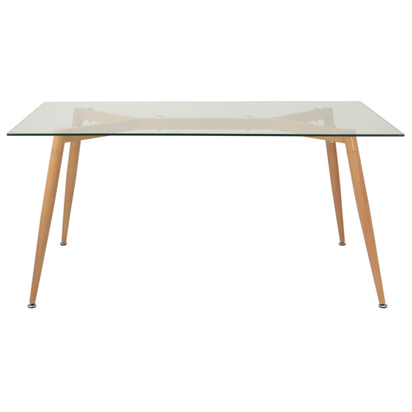 Vetro Dining Table
