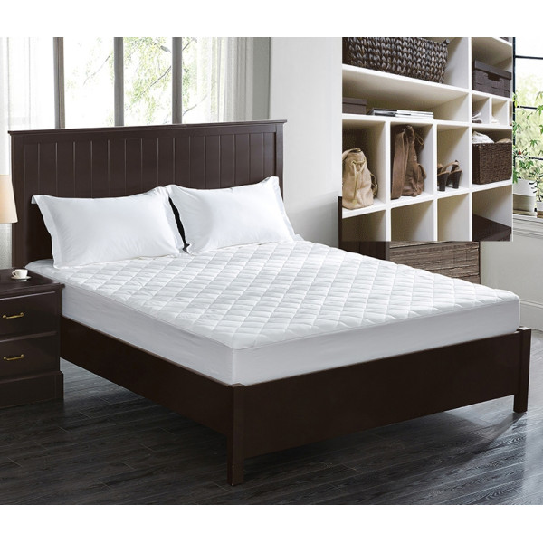 Fynelinen Exquisite Hotel Mattress Protector (Fitted Style)