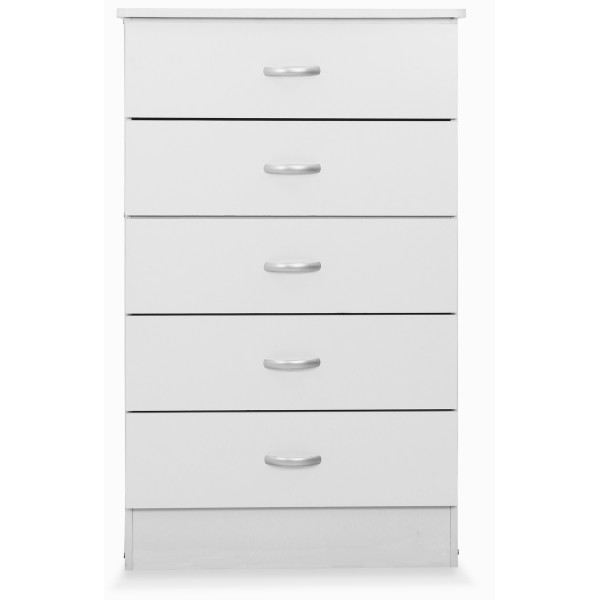 Kelsey Chest Of Drawers in Snow White
