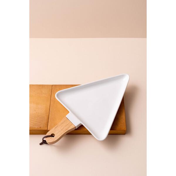 Popsicle Small Serving Platter (White)
