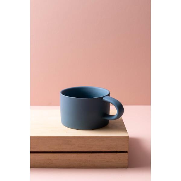 Jove Coffee Mug (Navy Blue)