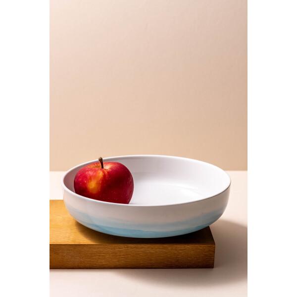 Elske Ombre Pasta Bowl (Sky Blue)