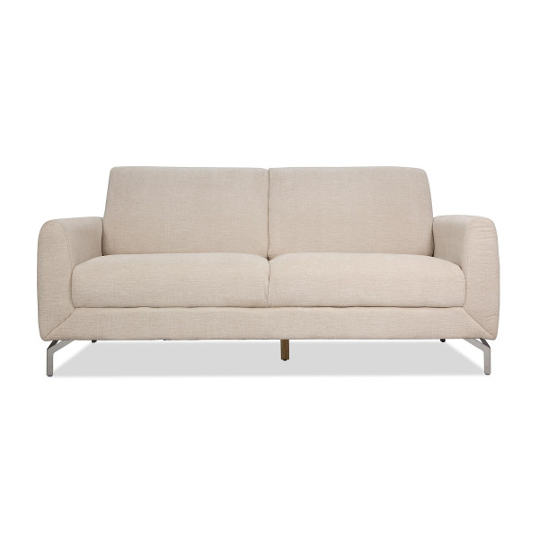 AS-IS Clearance: Laurentinus 3-Seater Sofa (Beige) RR38766