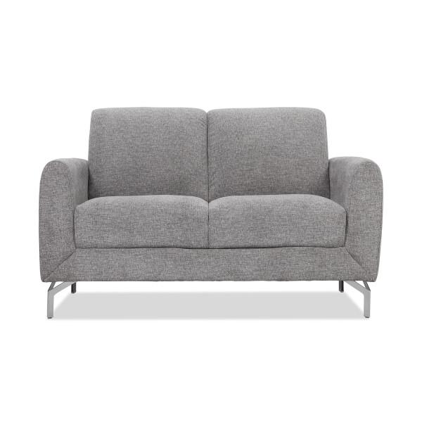 Laurentinus 2-Seater Sofa (Grey)