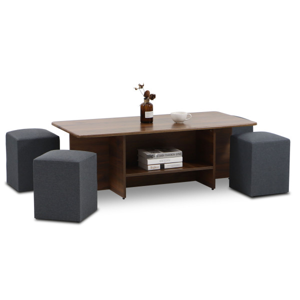 Asaka Coffee Table Set