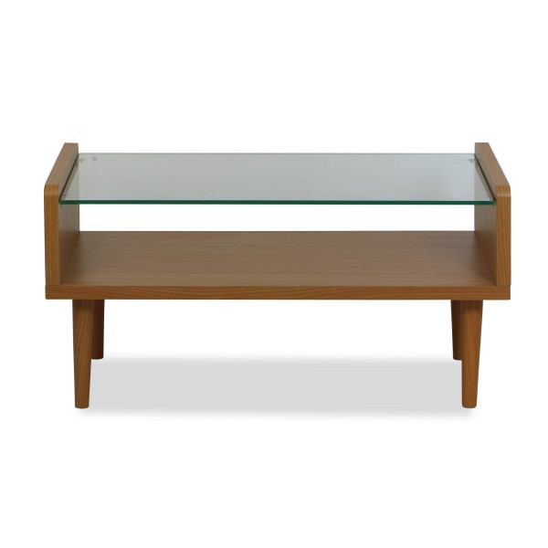 Bristol Coffee Table Deep Oak