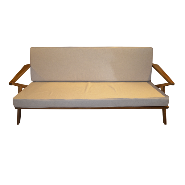 Sofa 160 Teak Scandinavian Furniture Home D Cor Fortytwo