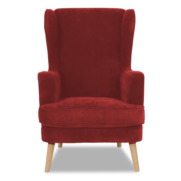 Cavali Arm Chair (Red)