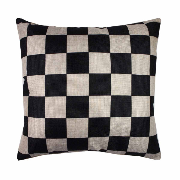 Cushion Checkered