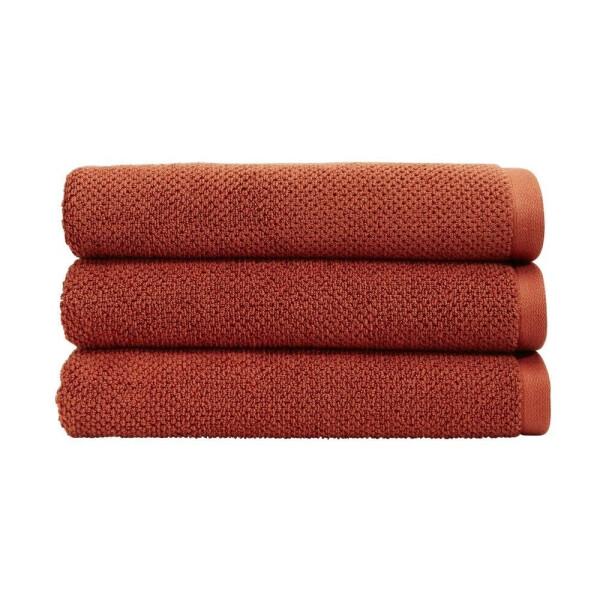 Christy Brixton Bath Towel (Cinnabar)