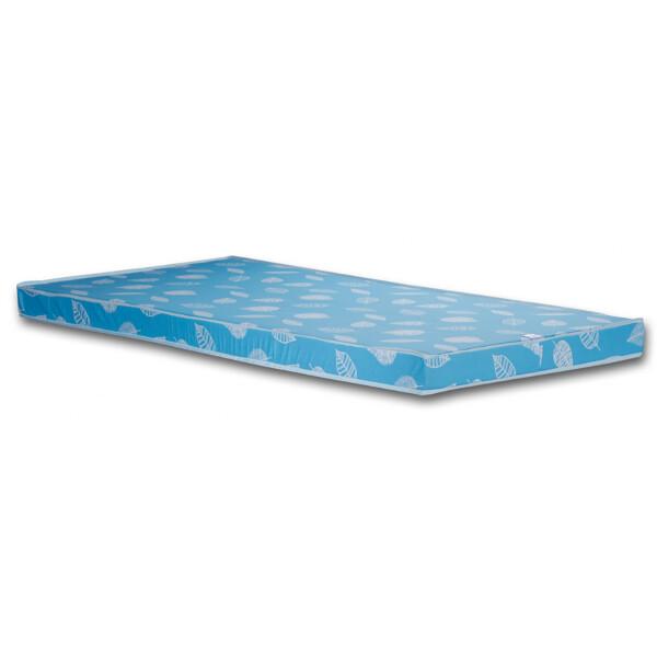 VIRO Classic Non-quilted Foam Mattress In 6 inch