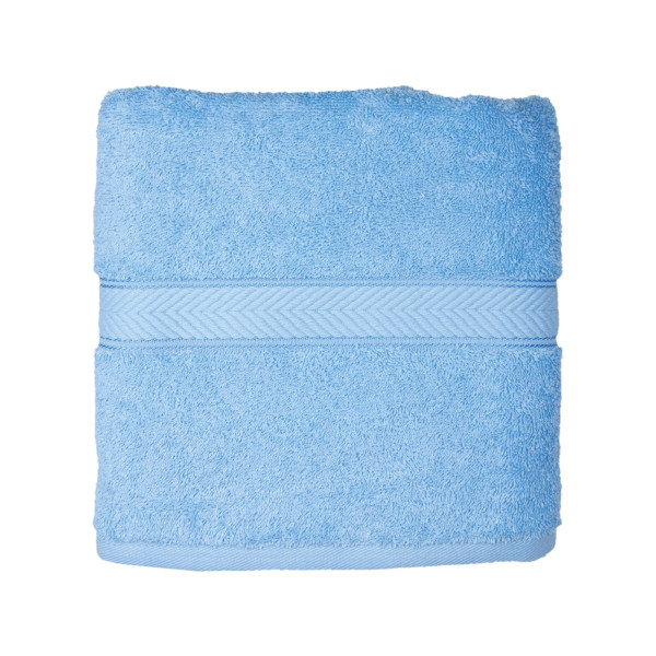 Suzanne Sobelle by Charles Millen Combed Cotton Towel (Blue)