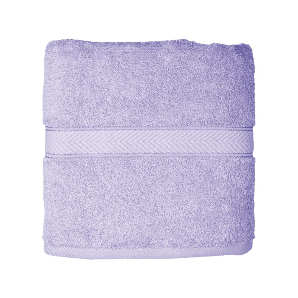 Suzanne Sobelle by Charles Millen Combed Cotton Towel (Lavender)