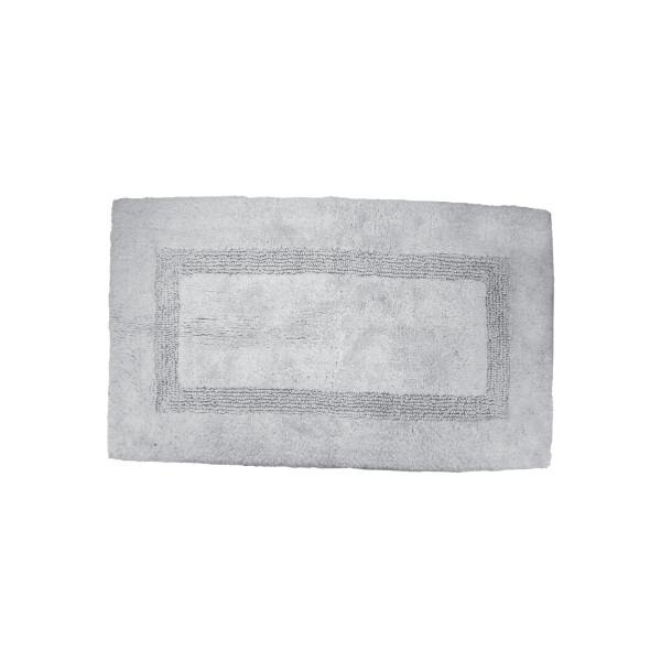 Charles Millen Boundary (S) Bathmats (Light Grey)