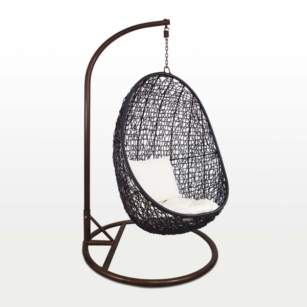 outdoor kids homcom bench monkey metal play seater print patio canopy p seat toy childrens swing garden safe children chair hammock furniture