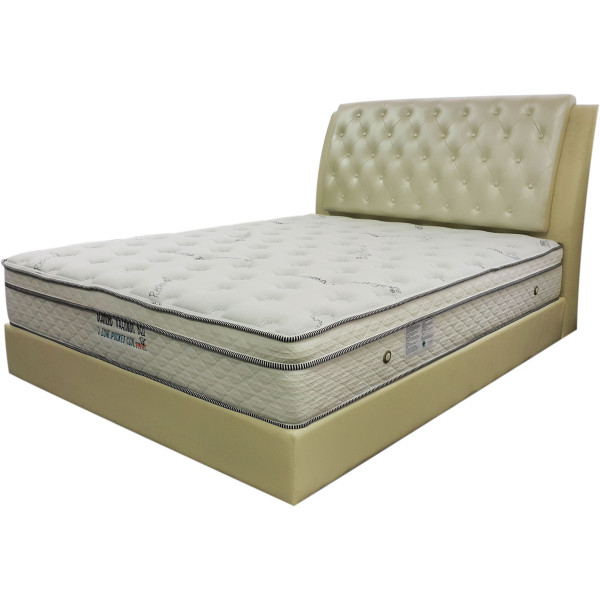 Comfort Spring Diamond Premium Neo  Pocketed Spring Euro Top Mattress (10 Inch)