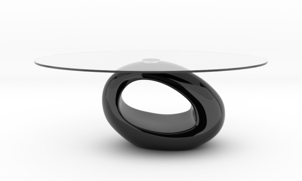Don Coffee Table Black