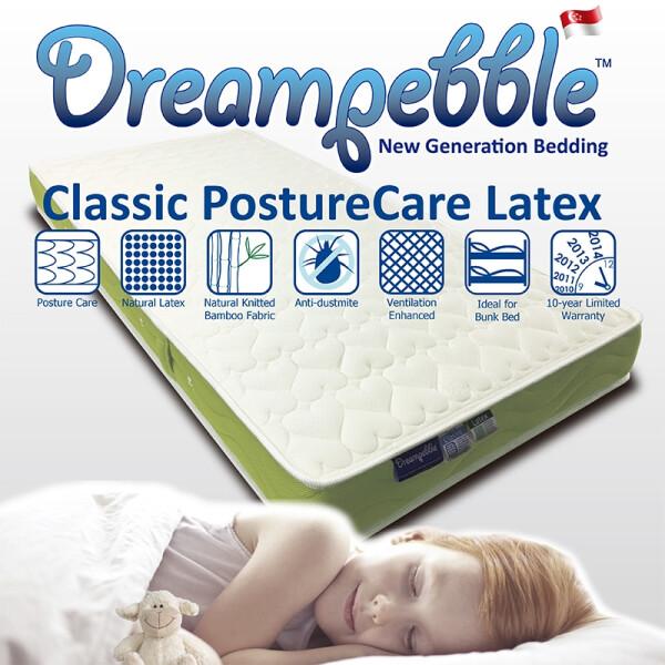 Dreampebble Classic PostureCare Latex Mattress
