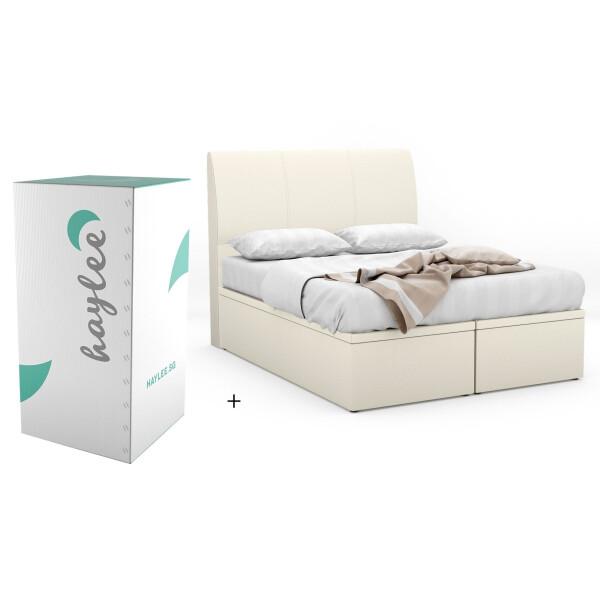 Ezequiel Supreme Fabric Bedset Package (Queen)