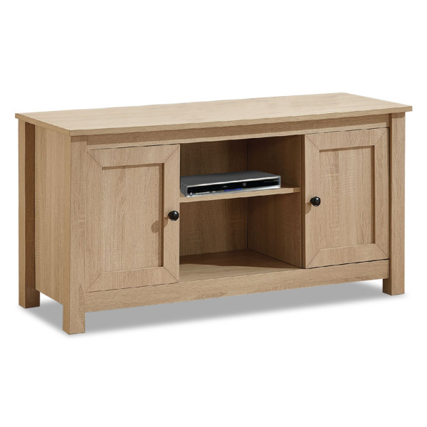 Eadwig TV Console Light Oak