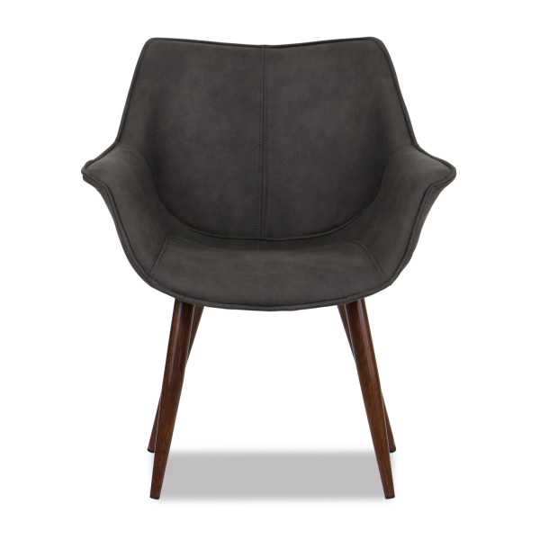 Els Chair (Dark Brown)