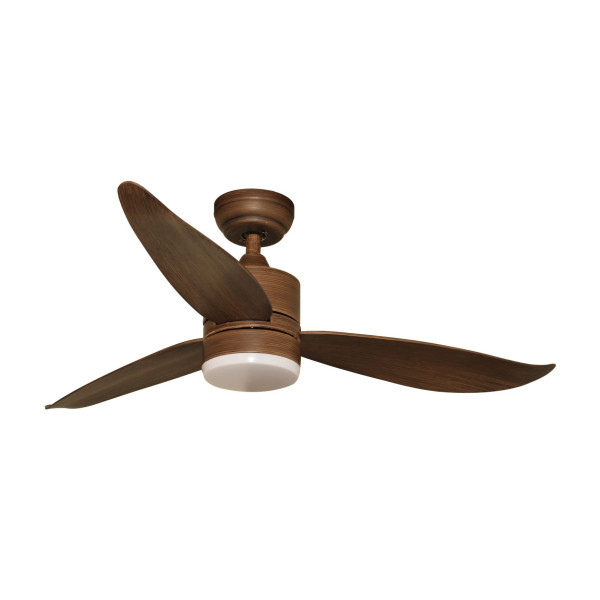 Fanco F-STAR DC Ceiling Fan in Wood