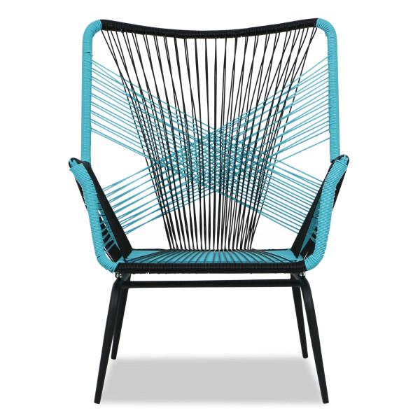 Blue Beetle Chair