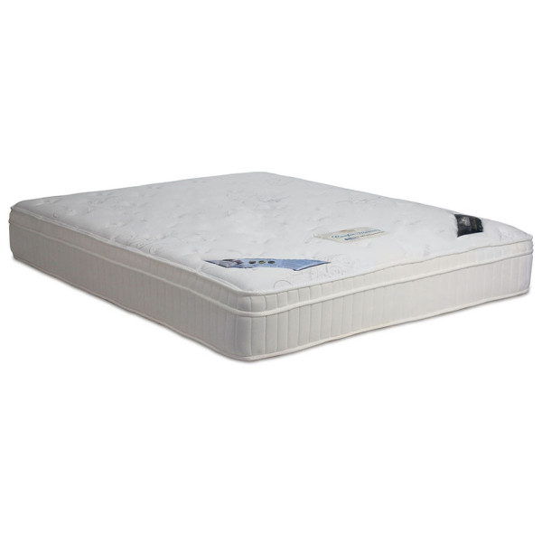 PrinceBed Comfort Harmony CoolMax EuroTop Ortho Firm Pocketed Spring Mattress