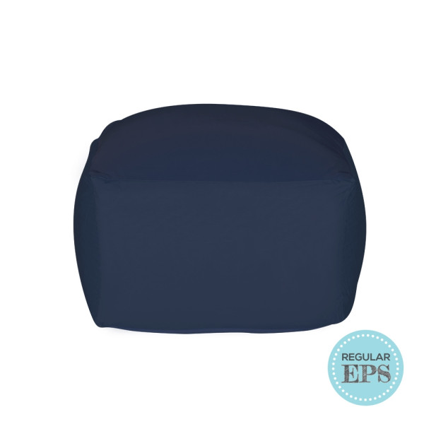 Flexa spandex bean bag by SG Beans (Dark Blue, Regular EPS beans filling)