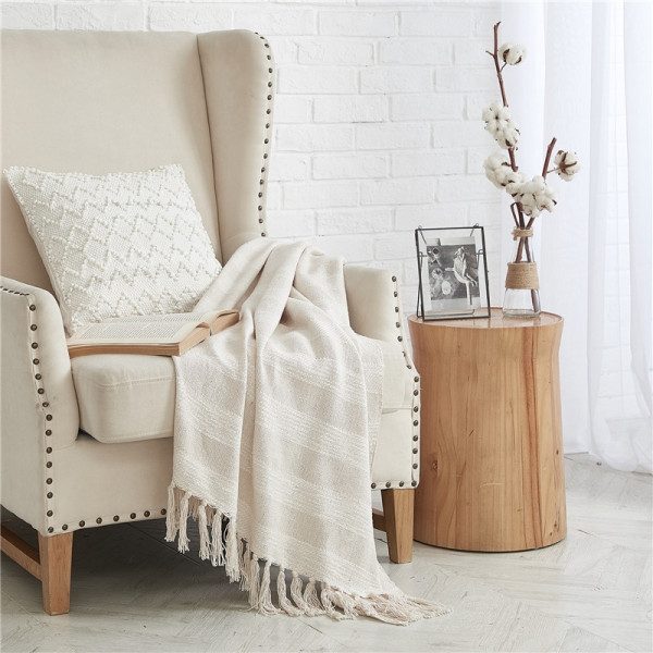 Cadie Throw (Beige)