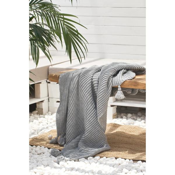Indah Throw (Grey)