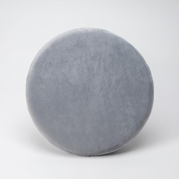 Desha Memory Foam Seat Cushion (Light Grey)