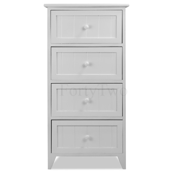 Clover 4 Drawer Storage Unit